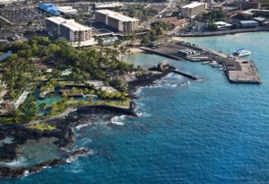 Courtyard Marriot, King Kamehameha's Kona Beach Hotel