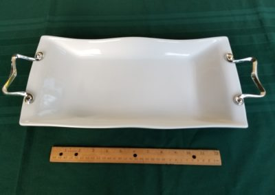 Platter with Handles