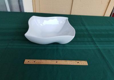 Square Bowl, Large